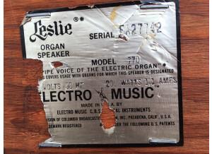 Leslie 770