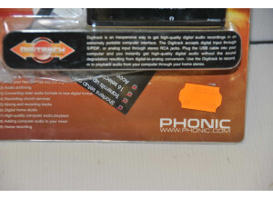 Behringer MICROPHONO PP400 (64322)