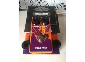 MXR JHM1 - Jimi Hendrix 70th Anniversary Tribute Fuzz Face (27451)
