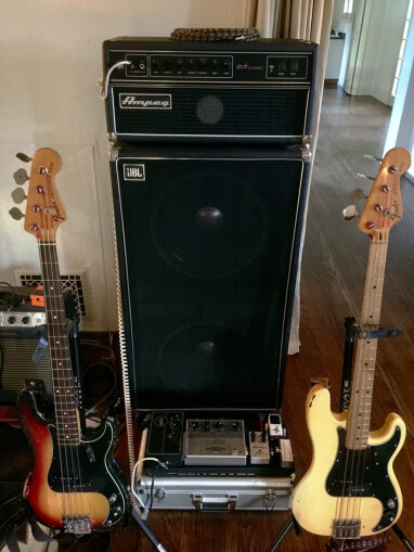 Bass and effects