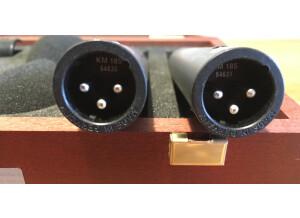 Neumann KM 185 MT Stereo set