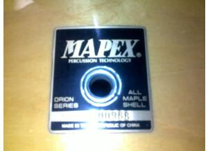 Mapex Orion Studio