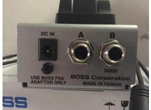Boss FS-7 Dual Footswitch (30623)