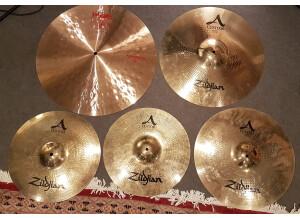 Zildjian A Custom Set