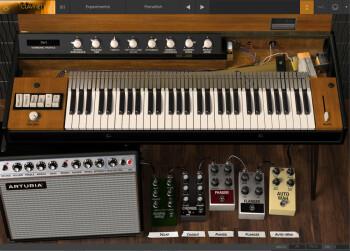 Arturia V Collection 6 : clavinet