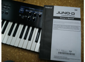Roland JUNO-D Limited Edition