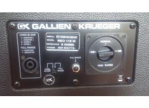 Gallien Krueger Neo 115-III