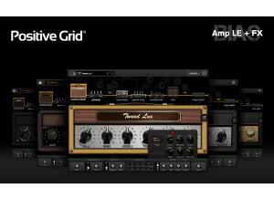 Positive Grid Bias - Amps! LE
