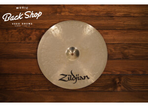 "Zildjian K Custom Fast Crash 17"""