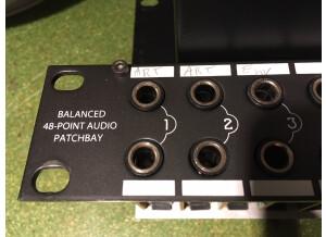 Hosa PHB-350 BALANCED PRO 1/4 Patch Bay