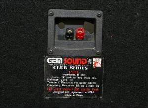 Gem Sound Club Series 1503