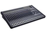 Table de mixage Mackie CFX20 dans son rack