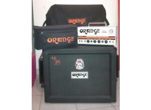Orange #4 Jim Root PPC212 Speaker Cabinet (92582)