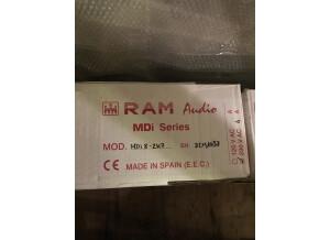 RAM Audio MDi8-2K7