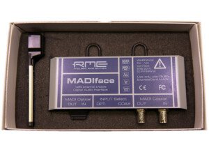 RME Audio HDSPe MADIface