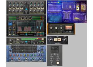 Universal Audio UAD Precision Multiband Mastering Compressor