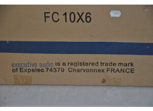 Executive Audio FC 10x6