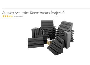 Auralex Roominators Project 2