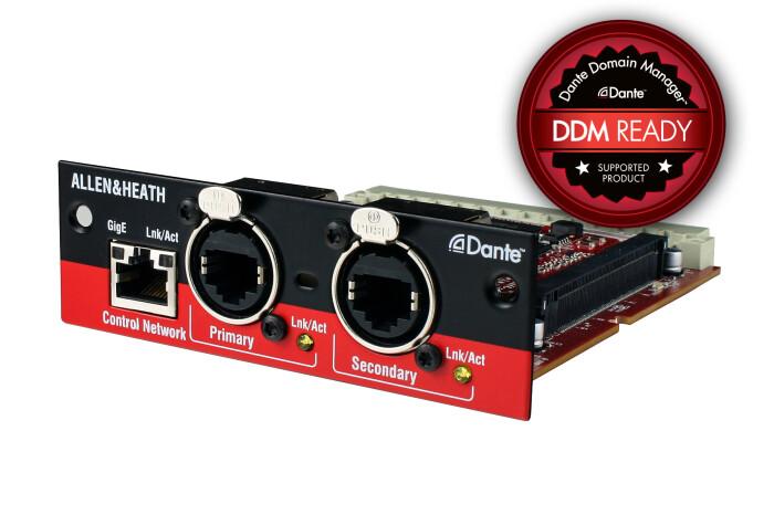 Dante DDM Ready