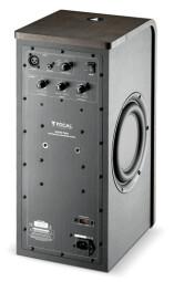 shape twin back loudspeaker audio focal