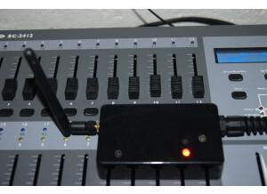 Ledstage Emetteur/récepteur dmx LSR24 pcb
