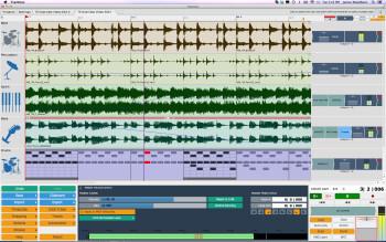 Informatique musicale : tracktion 6