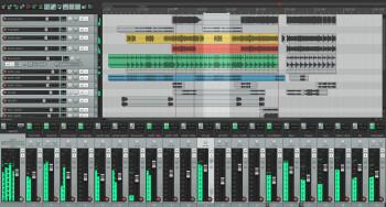 Informatique musicale : reaper57