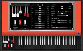 Informatique musicale : Combo Model V 3
