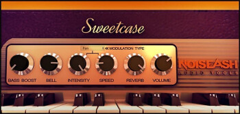 Informatique musicale : noiseash sweetcase