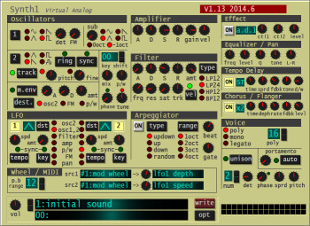synth1 1