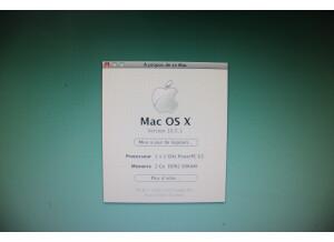 Apple PowerMac G5 2x2 Ghz (34205)