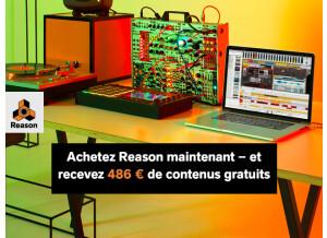 Reason Studios Reason Drum Kits 2.0