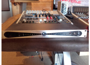 Fender RT-1000 rack tuner