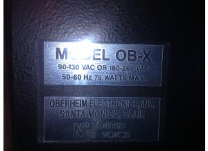 Oberheim OB-X (89831)
