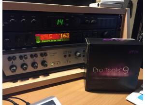 Avid Pro tools 9 crossgrade from pro tools LE