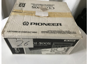 Pioneer CDJ-500-S (5629)