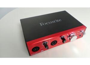 Focusrite Clarett 2pre USB   2