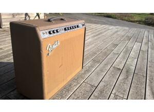 """Fender Deluxe """"Brownface"""" [1961-1963]"""