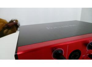 Focusrite Clarett 2pre USB   8