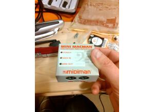 M-Audio Mini MacMan