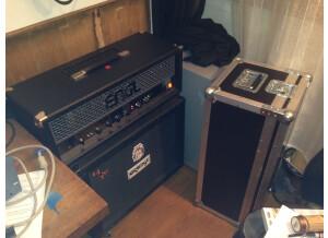 Orange #4 Jim Root PPC212 Speaker Cabinet (72373)