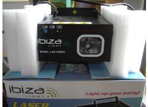 Ibiza Light LAS-140RGY