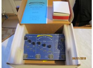 Boomerang E-155 Chorus & Delay