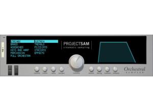 Project SAM Orchestral Sampler