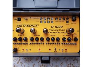 Metasonix D-1000 Vacuum Tube Drum Machine (65065)