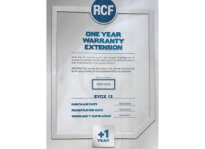 RCF EVOX 12