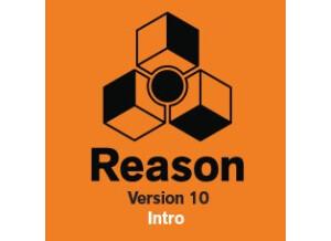 Reason Studios Reason 10 Intro