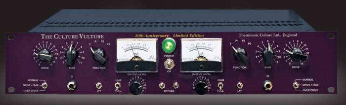 Thermionic Culture Culture Vulture Anniversary Limited Edition : Culture Vulture Purple 20th Anniversary Edition
