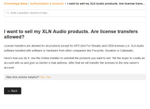 XLN Audio Fairfax Bundle