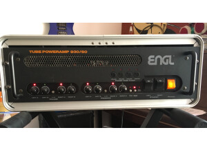 ENGL E930/60 Tube Poweramp